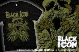 MICON013 BLACK -  emptiness
