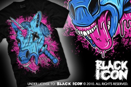 MICON105 BLACK - unicorpse