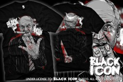 MICON023 BLACK - the knife man
