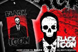 MICON022 BLACK -  man