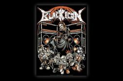 STICON103 BLACK - music, love