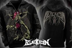 HZICON024 BLACK - gremlin