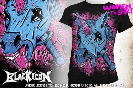 DICON105 BLACK - unicorpse