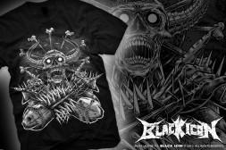 MICON116 BLACK - metal demon 2