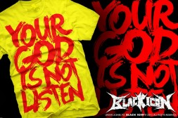 MICON108 YELLOW - your god