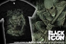 MICON044 BLACK - fight