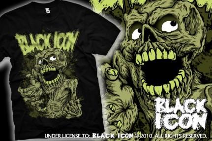 MICON043 BLACK -  you're mine