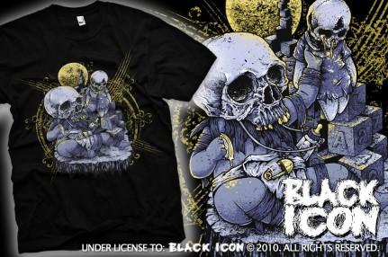 MICON037 BLACK - smash baby smash
