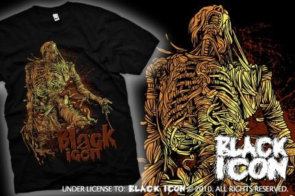 MICON033 BLACK - mummy
