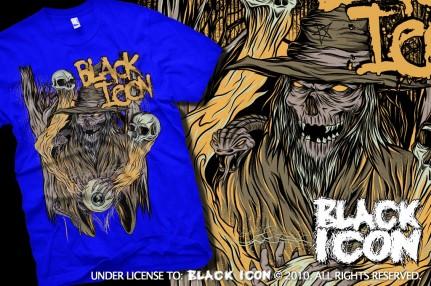 MICON028 ROYAL BLUE - eye of death