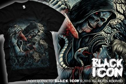 MICON026 BLACK - murder