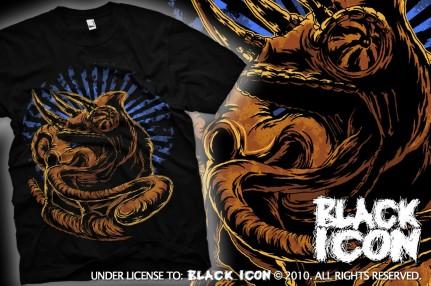 MICON006 BLACK - chameleon